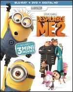 Despicable Me 2 [Blu-ray/DVD] [2 Discs]
