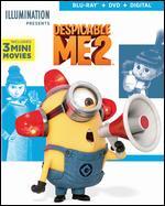 Despicable Me 2 [Includes Digital Copy] [Blu-ray/DVD] - Chris Renaud; Pierre Coffin