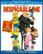 Despicable Me [Blu-ray/DVD] [2 Discs]