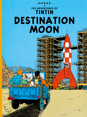 Destination Moon - Herge