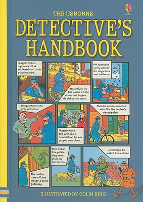 Detective's Handbook - Civardi, Anne (Contributions by), and Hindley, Judy (Contributions by), and Wilkes, Angela (Contributions by), and Rumbelow...