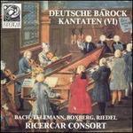 Deutsche Barock Kantaten (6) - Funeral Cantatas