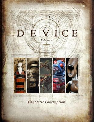 Device, Volume 1: Fantastic Contraption - Brotherton, Gregory