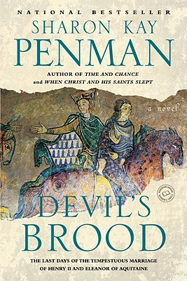 Devil's Brood - Penman, Sharon Kay
