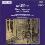 Devreese: Piano Concertos Nos. 2, 3 & 4