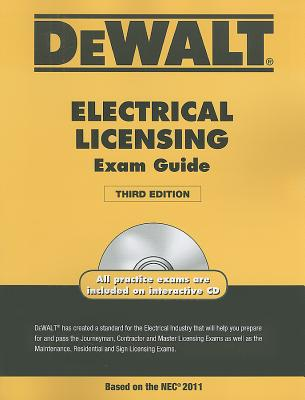 Dewalt Electrical Licensing Exam Guide - Holder, Ray