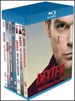 Dexter: Seasons 1-7 [21 Discs] [Blu-ray]