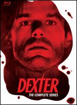 Dexter: The Complete Series [Blu-ray] [24 Discs] -