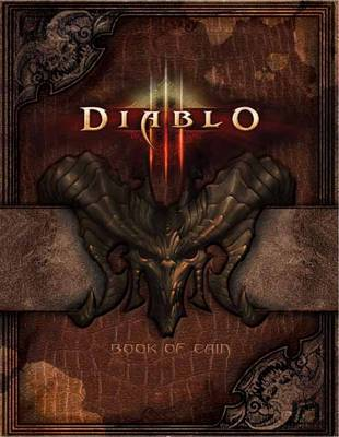 Diablo III: Book of Cain - Entertainment, Blizzard (Creator)