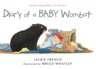 Diary of a Baby Wombat - French, Jackie