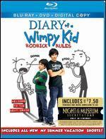 Diary of a Wimpy Kid: Rodrick Rules [3 Discs] [Includes Digital Copy] [Blu-ray/DVD] [Movie Money]
