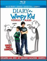 Diary of a Wimpy Kid: Rodrick Rules [French] [Blu-ray]