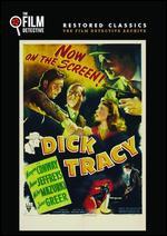 Dick Tracy, Detective - William A. Berke