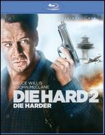 Die Hard 2: Die Harder [2 Discs] [Blu-ray/DVD] - Renny Harlin