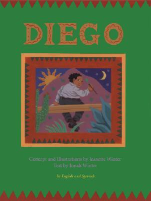 Diego - Prince, Amy (Translated by), and Winter, Jonah