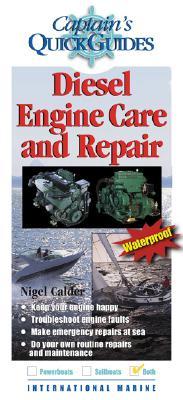 Diesel Engine Care and Repair - Calder, Nigel