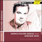 Dietrich Fischer-Dieskau sings Baroque Arias