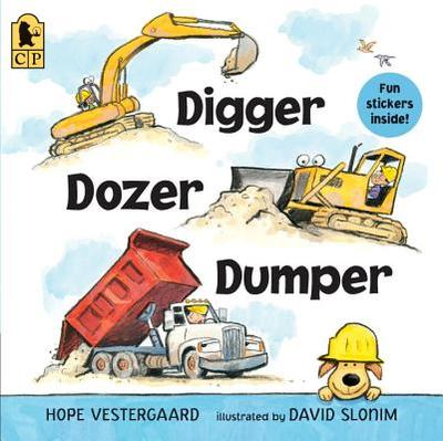 Digger, Dozer, Dumper - Vestergaard, Hope