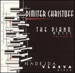 Dimiter Christoff: The Piano Music, Vol. 2