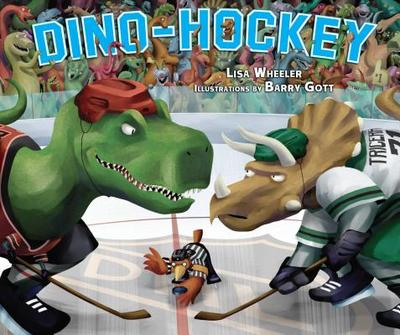 Dino-Hockey - Wheeler, Lisa