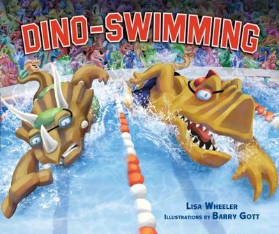 Dino-Swimming - Wheeler, Lisa