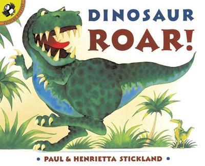 Dinosaur Roar - Stickland, Paul