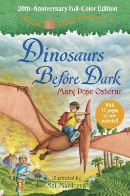 Dinosaurs Before Dark - Osborne, Mary Pope
