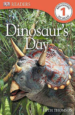 Dinosaur's Day - Thomson, Ruth