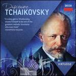 Discover... Tchaikovsky - Gabrieli String Quartet; Joshua Bell (violin); Vladimir Ashkenazy (piano)