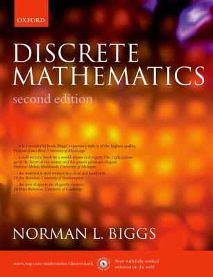 Discrete Mathematics - Biggs, Norman L