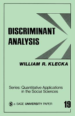 Discriminant Analysis - Klecka, William R