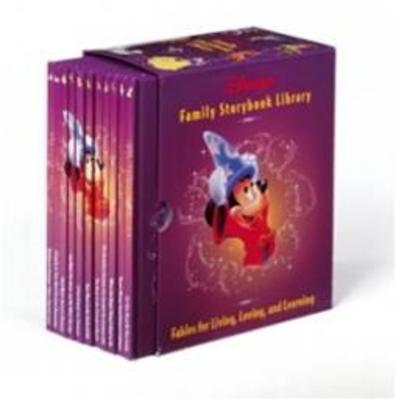 Disney 12 Volume Family Library - Discovery, Kids, and Disney Press
