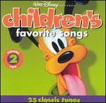 Disney Children's Favorites Songs, Vol. 2