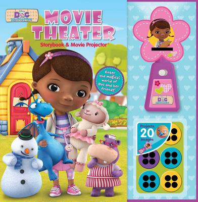 Disney Doc McStuffins Movie Theater Storybook & Movie Projector - Disney Doc McStuffins