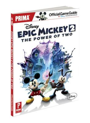 Disney Epic Mickey 2: The Power of Two - Searle, Michael