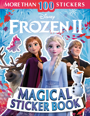 Disney Frozen 2 Magical Sticker Book - DK
