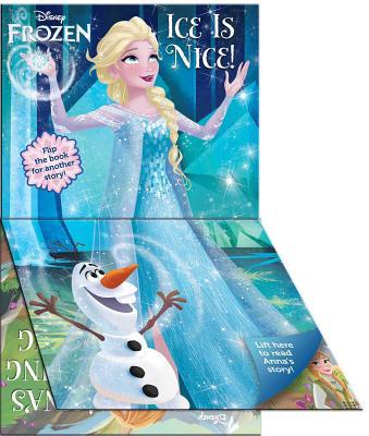 Disney Frozen: Ice Is Nice/Anna's Spring Fling - Froeb, Lori C