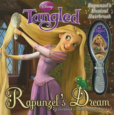 Disney Tangled: Rapunzel's Dream Storybook with Musical Hairbrush - Disney Storybook Artists, and London, Olivia