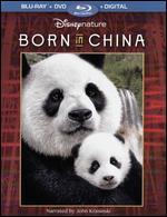 Disneynature: Born in China [Includes Digital Copy] [Blu-ray/DVD]