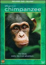 Disneynature: Chimpanzee [2 Discs] [DVD/Blu-ray]
