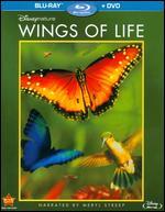 Disneynature: Wings of Life [2 Discs] [Blu-ray/DVD] - Louie Schwartzberg