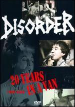 Disorder: Twenty Years In a Van - 1986-2006