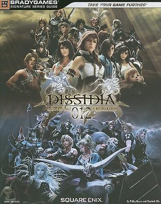 Dissidia 012 (Duodecim) Final Fantasy - Marcus, Phillip, and Ellis, Elizabeth