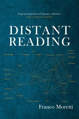 Distant Reading - Moretti, Franco
