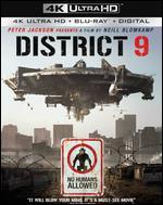 District 9 [Includes Digital Copy] [4K Ultra HD Blu-ray/Blu-ray] - Neill Blomkamp
