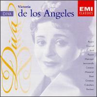 Diva - Corinna Vozza (mezzo-soprano); Jussi Björling (tenor); Profesores de la Orquesta Nacional de Espana;...