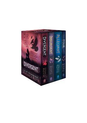 Divergent Series Box Set (Books 1-4) - Roth, Veronica