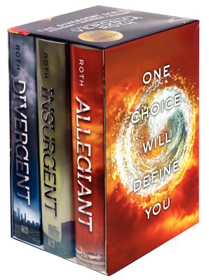 Divergent Series Complete Box Set - Roth, Veronica