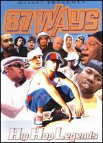 DJ 1987: 87 Ways DVD Mixtape, Vol. 1 - Hip Hop Legends