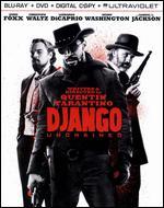 Django Unchained [2 Discs] [Includes Digital Copy] [UltraViolet] [Blu-ray/DVD] - Quentin Tarantino